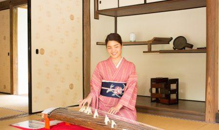 Gimmick of Kimono